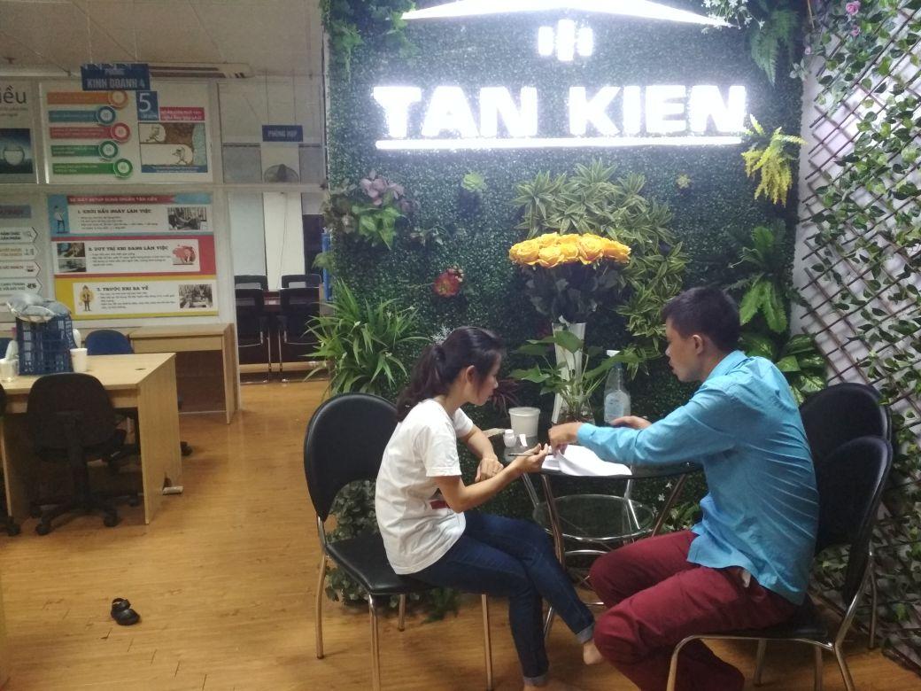 Lắp đặt thi công mạng Lan tại Tân Kiên