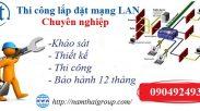 Lap Dat He Thong Mang Lan Nam Thai