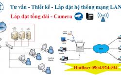 Thiết Kế Thi Công Lắp đặt Mạng LAN Tại Ngân Hàng TPBank