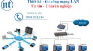 Thi Công Mạng LAN Giá Rẻ Nam Thái