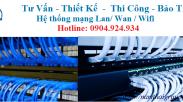 Thi Công Mạng LAN An Binh Bank