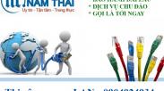 Thi Công Mạng Lan Maritime Bank