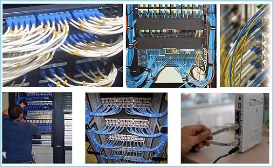 Dịch Vụ Thi Công – Lắp đặt Mạng LAN Chuyên Nghiệp – Giá Rẻ